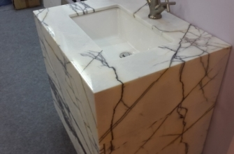 Milas Lilac Marble 2