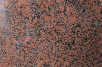 Carmen Red granite 1