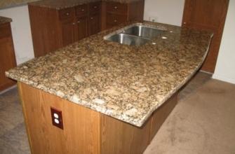 Giallo Fiorito granite 2