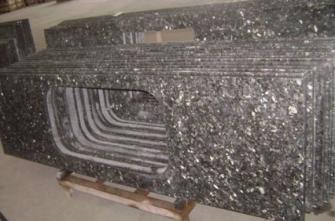 Silver Pearl Granite 2