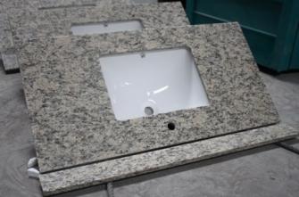 Santa Cecilia Light Granite 4
