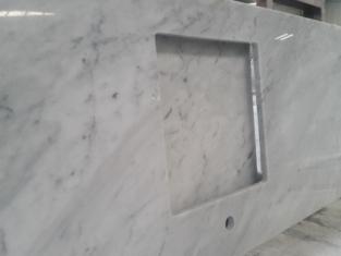 Bianco Carrara White Marble 3