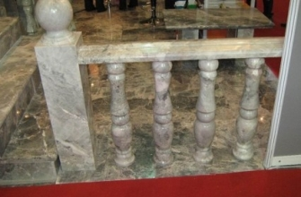 Chinese Silver Mink Marble 5
